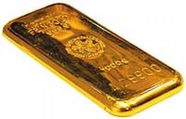 В Одессе золото подменили свинцом