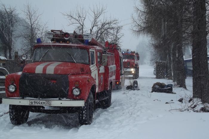 Мужчина погиб на пожаре в красноярском университете