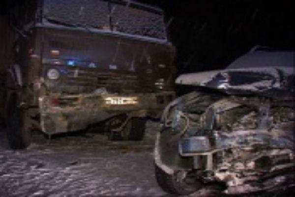 Автоледи устроили массовое столкновение с жертвами