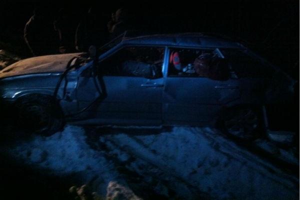 4 человека погибли во время падения машины в реку в Перми