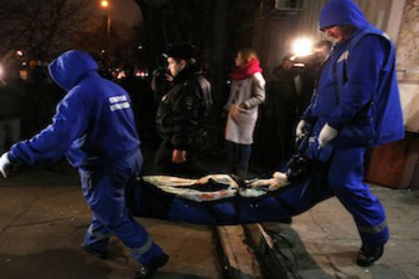 Пять человек погибли в ДТП под Москвой