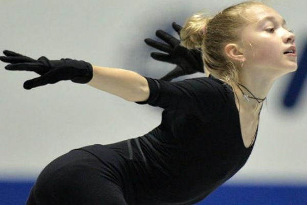 Чемпионкой России по фигурному катанию стала Елена Радионова