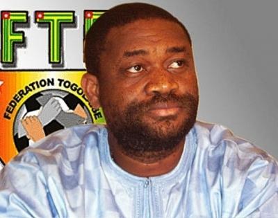Арестовали Президента Федерации футбола Того