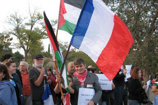 Парламент Франции принял резолюцию о признании Палестины