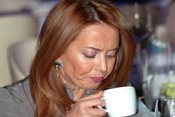 Жанна Фриске впервые появилась на публике после болезни