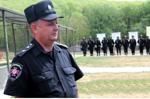 В аэропорту Донецка разбился украинский генерал