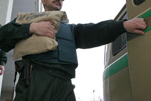 Московские инкассаторы отбились от грабителей