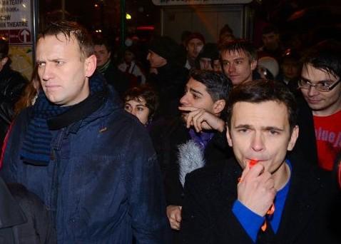Европейский суд признал за Навальным и Яшиным правоту
