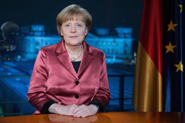 Меркель: Евросоюз за систему безопасности с Россией, но против «права сильного»