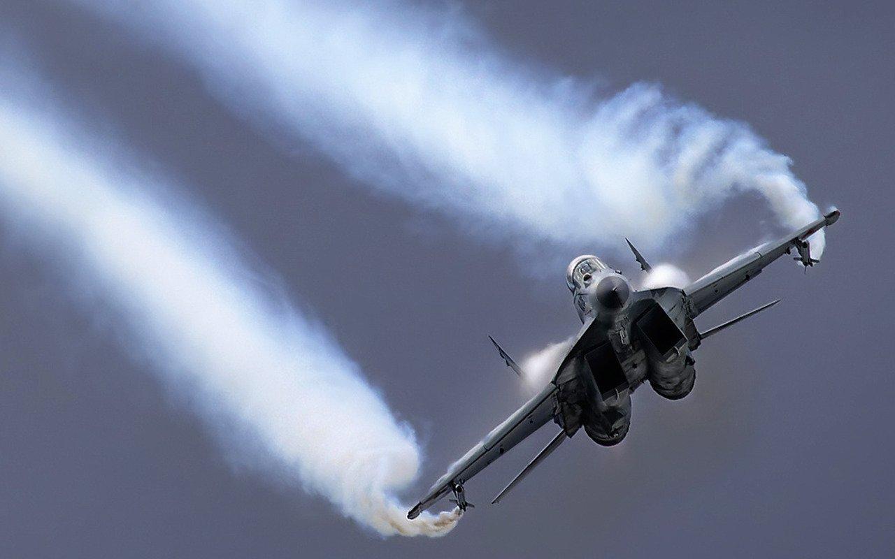 Возбуждено УД по факту крушения самолета МиГ-29