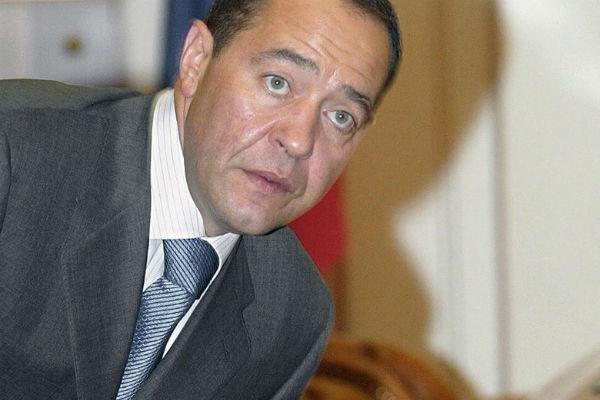 Лесин мог уйти в отставку из-за разногласий с федеральными телеканалами