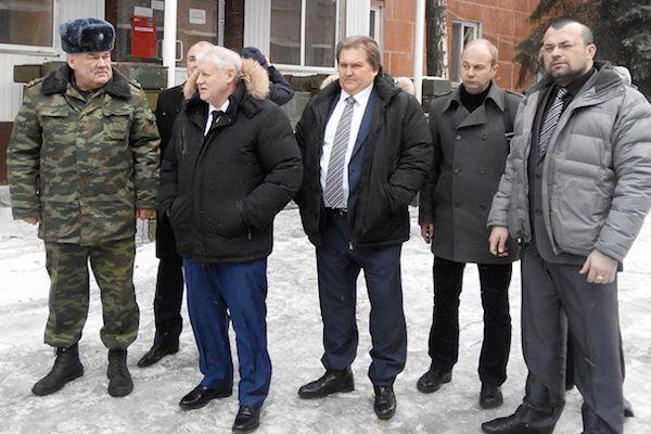 Сергей Миронов в Донецке: здесь проходит фронт борьбы с мировым фашизмом