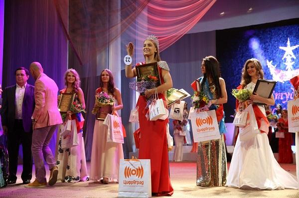 «Мисс студенчество России 2014» стала Анастасия Баранник из Саратова