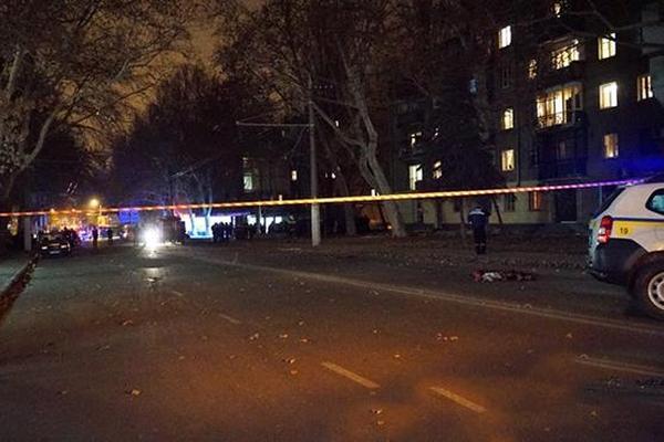 В Одессе террорист подорвался на собственной бомбе
