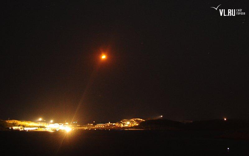 Над донецким аэропортом зафиксировали НЛО
