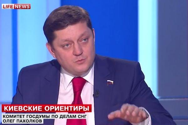 Олег Пахолков: Выход Украины из СНГ напоминает действия буйного самоубийцы