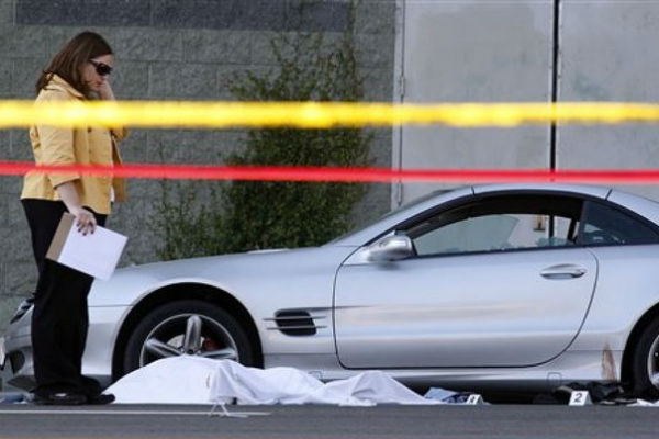 Один убит, трое ранены в результате стрельбы в Лос-Анджелесе
