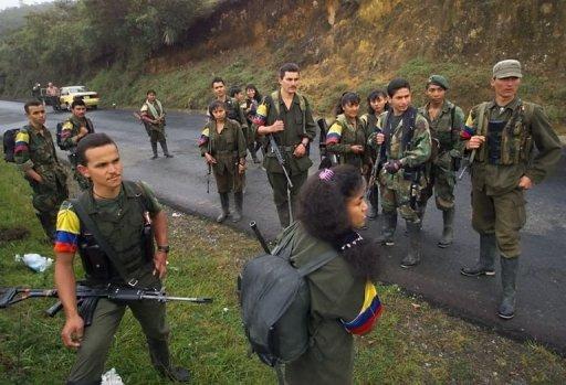 В Колумбии повстанцы атаковали военный патруль