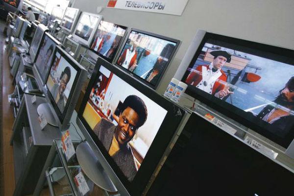 В Европе запретят плазменные телевизоры