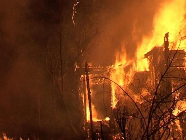 В Ростове-на-Дону в пожаре погибли пять человек