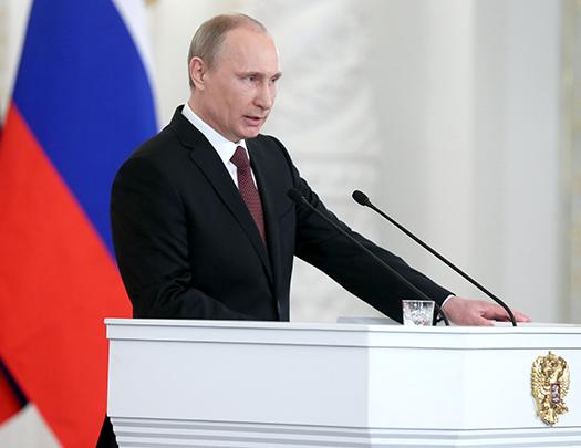 Путин: Необходимо ежегодно снижать неэффективные траты бюджета на 5%