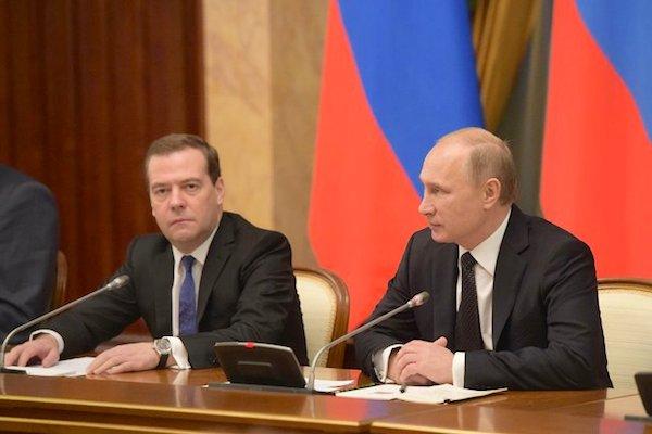 Путин не видит ничего зазорного в ручном управлении