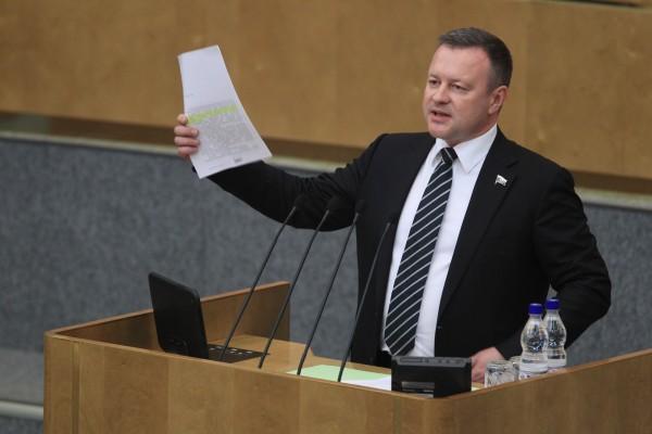 В Госдуме предложили общий закон для всех саморегулируемых организаций