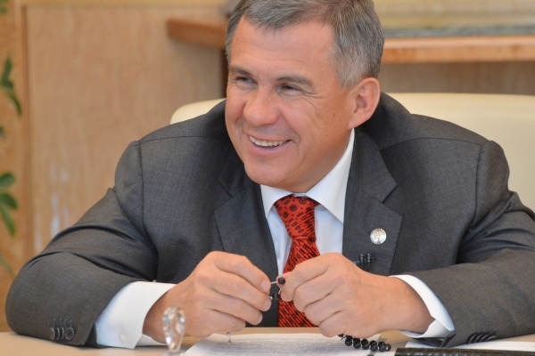 Президент Татарстана порекомендовал всем