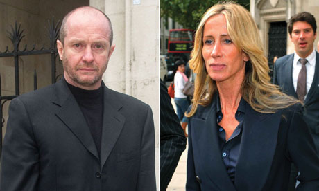 Scot Young and Michelle Young