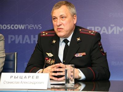 3 500 полицейских будут охранять Московскую область в Новогоднюю ночь