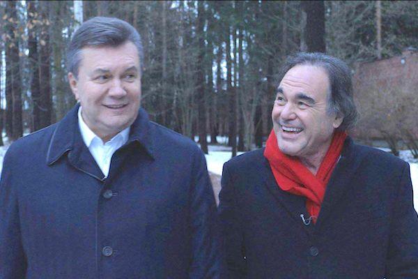 Знаменитый голливудский режиссер покажет правду о Майдане
