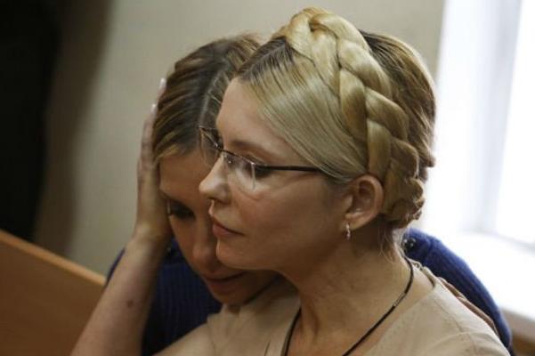 Юлия Тимошенко устроила свадьбу на радость своему батальону