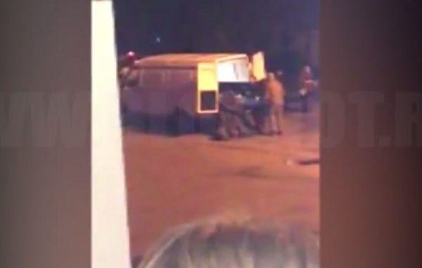 Издевательства работников морга над трупом сняли на видео