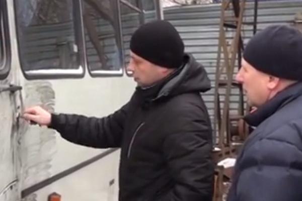 Нацгвардию перед отправлением в Донбасс «оставили без глаз»