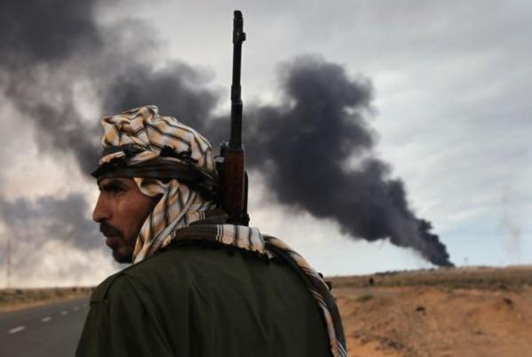 Мировые цены на нефть увеличились после подрыва нефтехранилища в Ливии