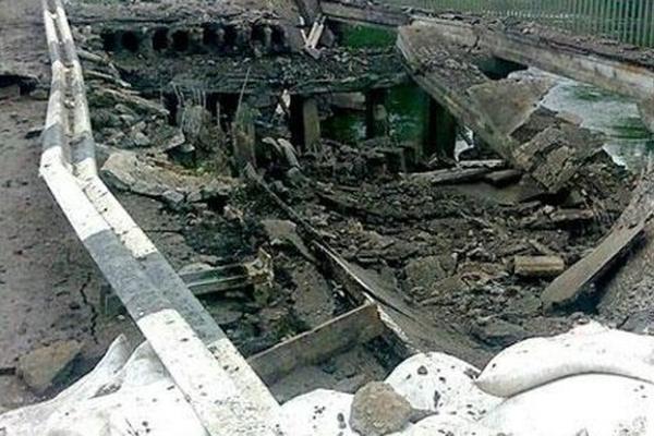 Ополчение совершило громкую диверсию под Донецком