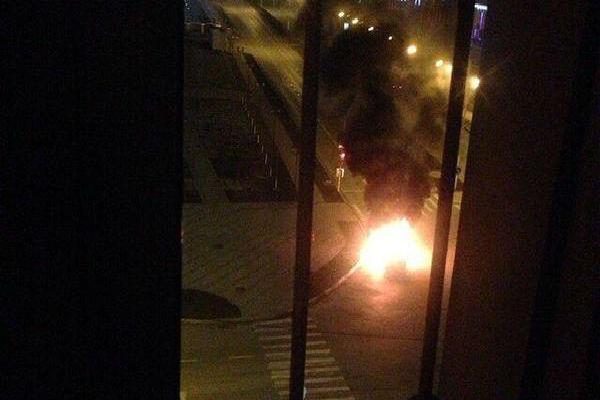 В центре Грозного прогремел взрыв, идет перестрелка