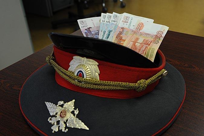 Начальника полиции по Донскому району Москвы поймали на взятке