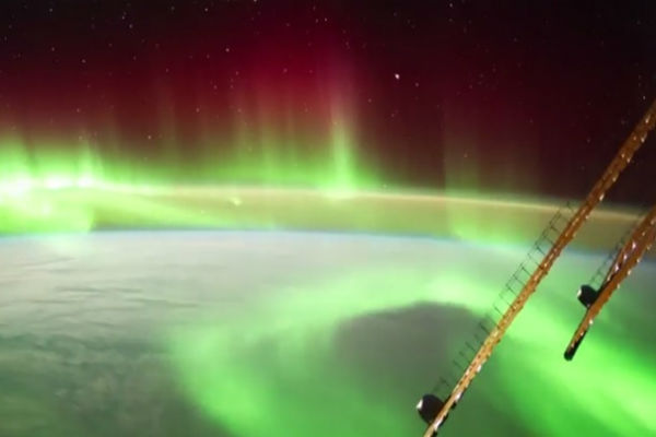 12 тысяч снимков Земли из космоса смонтировали в видеоролик