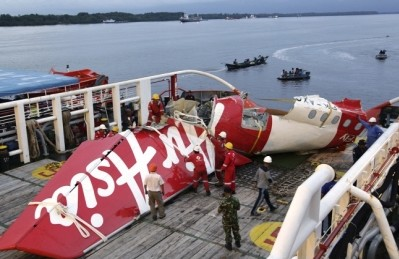 Известны данные бортовых самописцев с разбившегося AirAsia