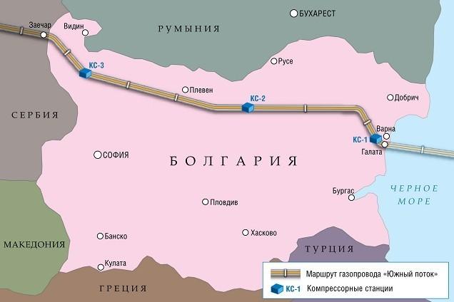Болгария не теряет надежды на