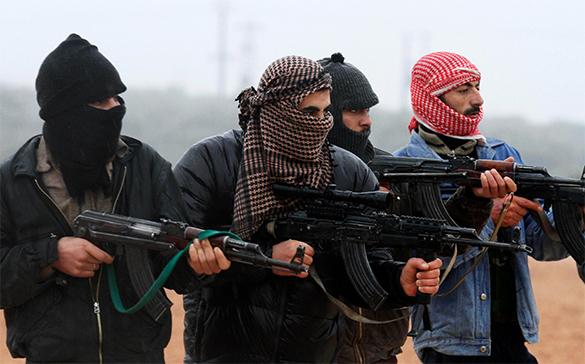 Двое россиян-членов ИГИЛ задержаны на турецко-сирийской границе