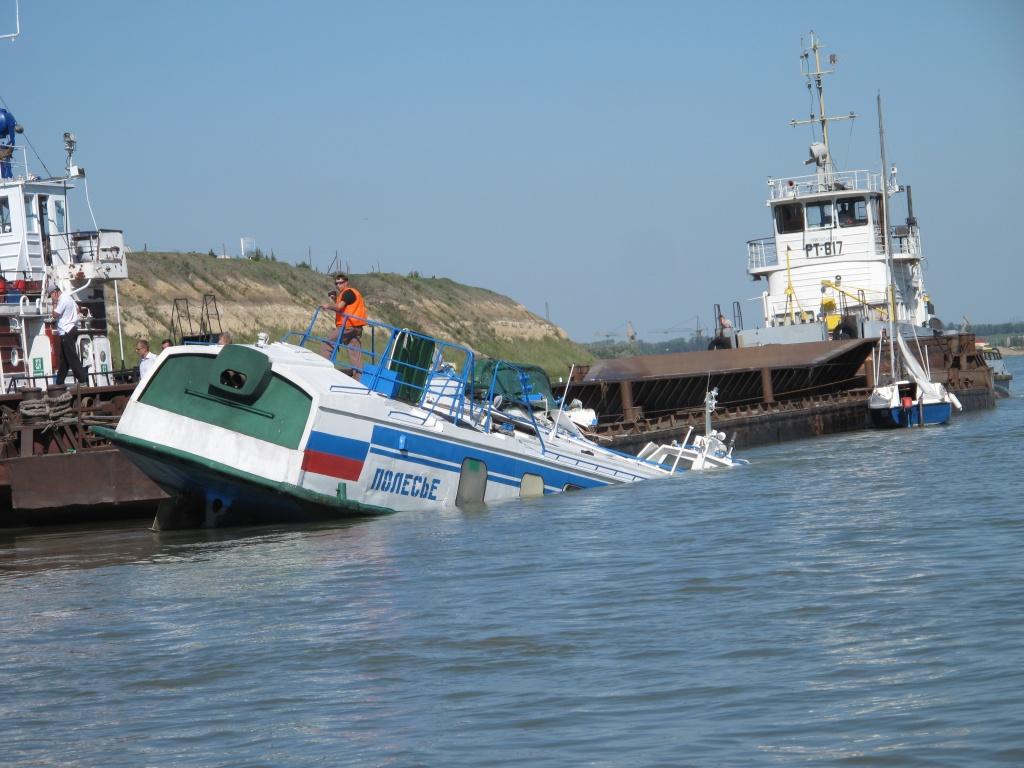 Сотрудника порта осудили по делу о крушении теплохода