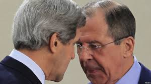 Лавров и Керри обсудили Украину и Сирию