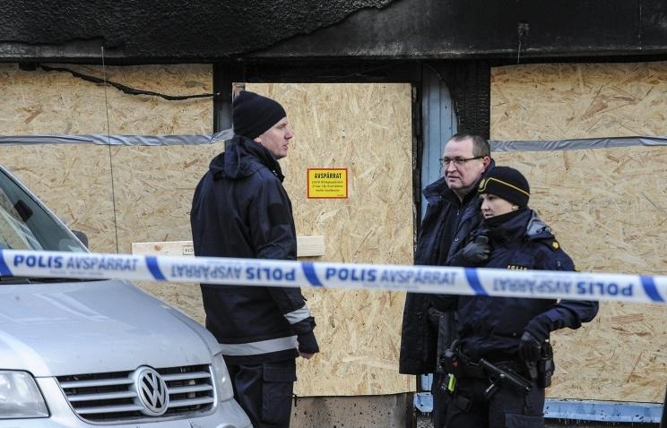 В Швеции подожгли уже третью мечеть