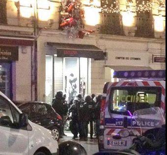В городе Монпелье на юге Франции произошел новый захват заложников