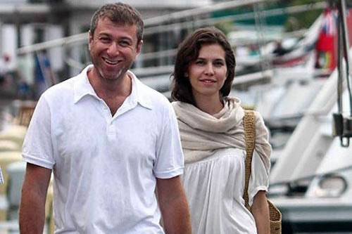 Роман Абрамович и Дарья Жукова женаты уже несколько лет