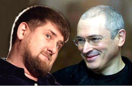 Михаил Ходорковский ответил Рамзану Кадырову