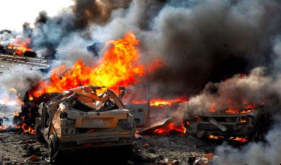 5 мирных жителей погибли, 16 ранены во время обстрела Донецка