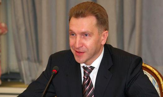Шувалов заявил о санации ряда российских банков